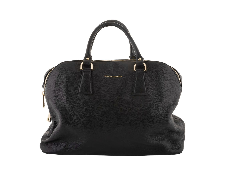 Weekender Bowler Bag by Elsanna Portea