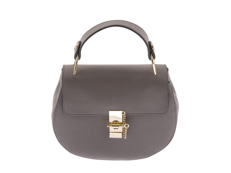 Saddle Bag Umhängetasche von Elsanna Portea