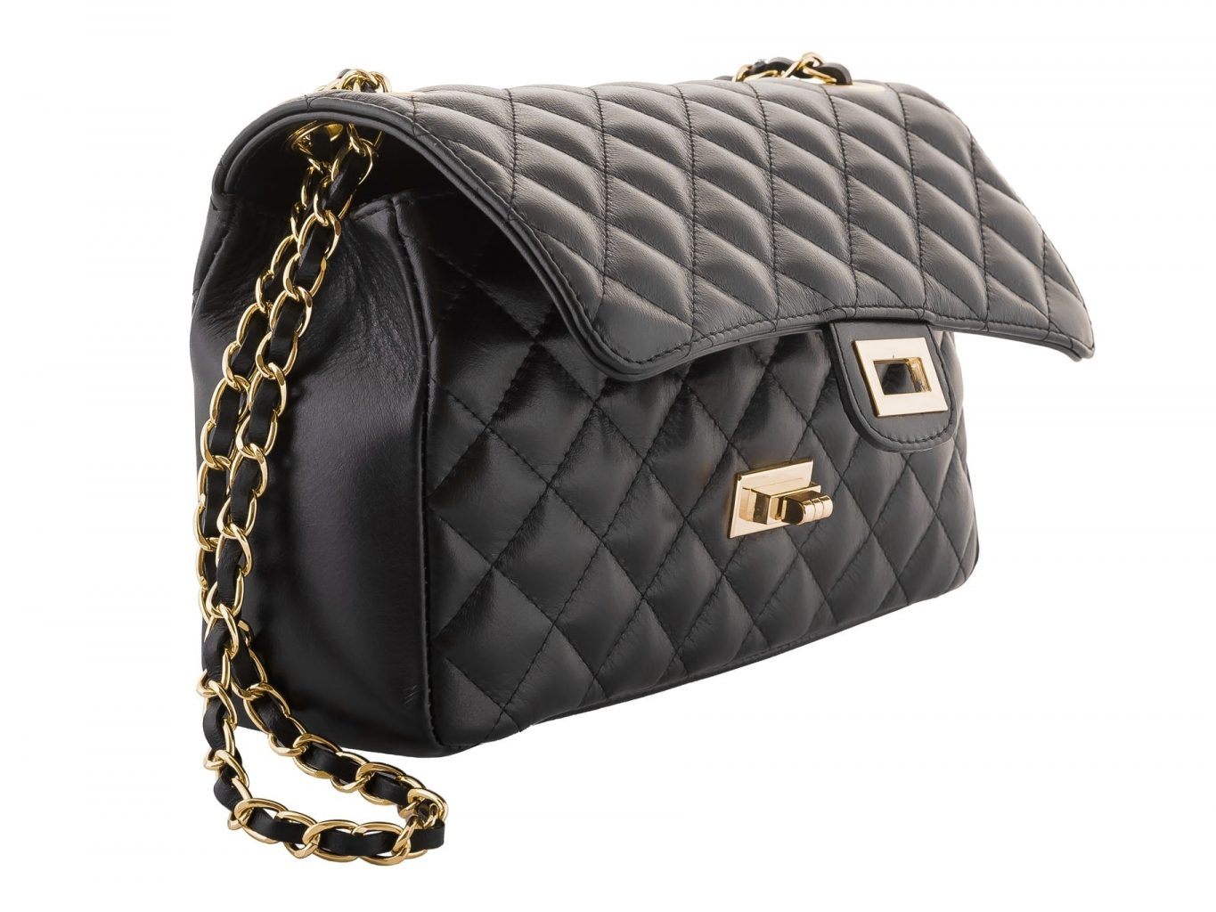 Iconic Quilted Clutch by Elsanna Portea